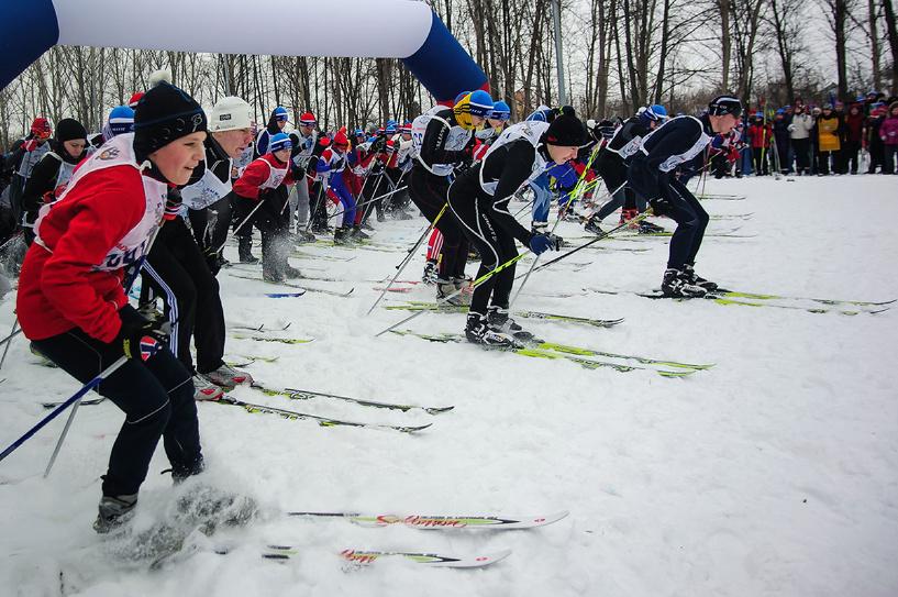 Юным тамбовчанам предлагают стать фигуристами и лыжниками