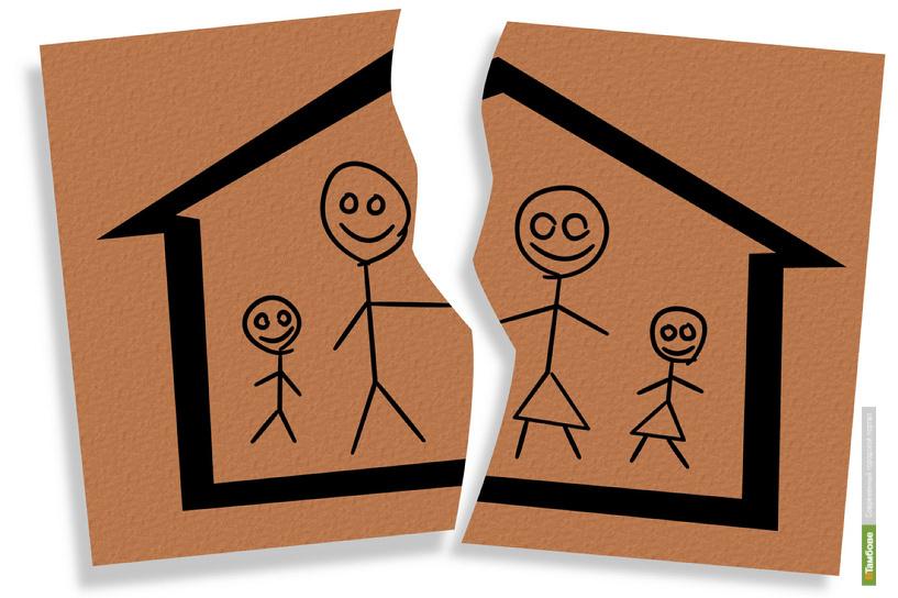 Количество разводов на Тамбовщине практически догоняет количество свадеб