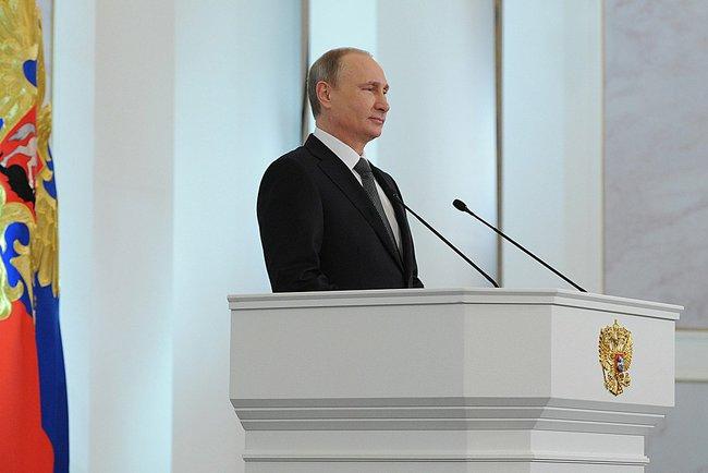 Владимир Путин озвучил список своих друзей
