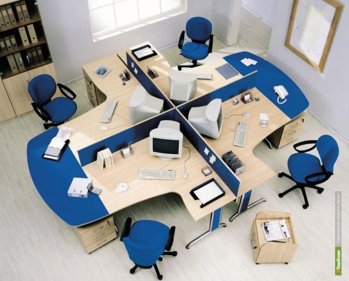 Современные офисы противопоказаны для работы