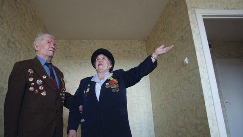 Тамбовским ветеранам отремонтируют жильё
