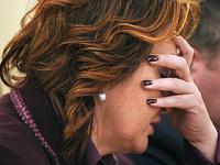 Обвиняемая в коррупции экс-министр не сдержала слез во время интервью