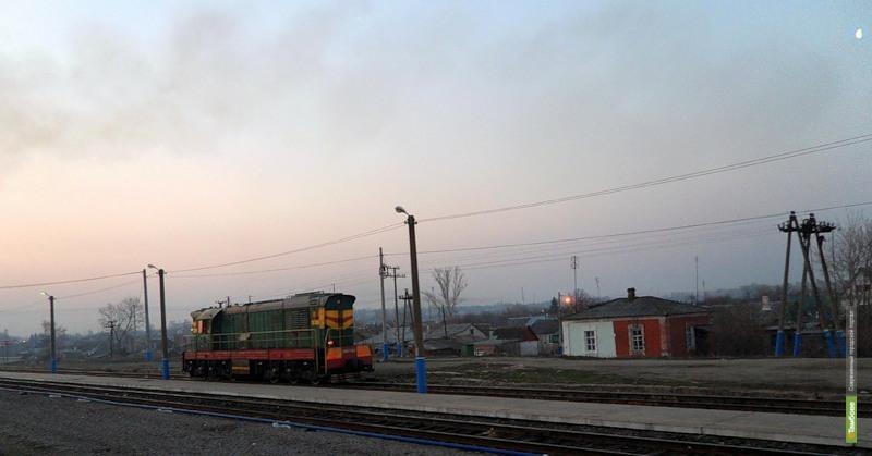 В сентябре тамбовские железнодорожники полностью отремонтируют станцию Добринка