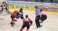ХК «Тамбов» проиграл вторую игру с «Ямальскими стерхами»