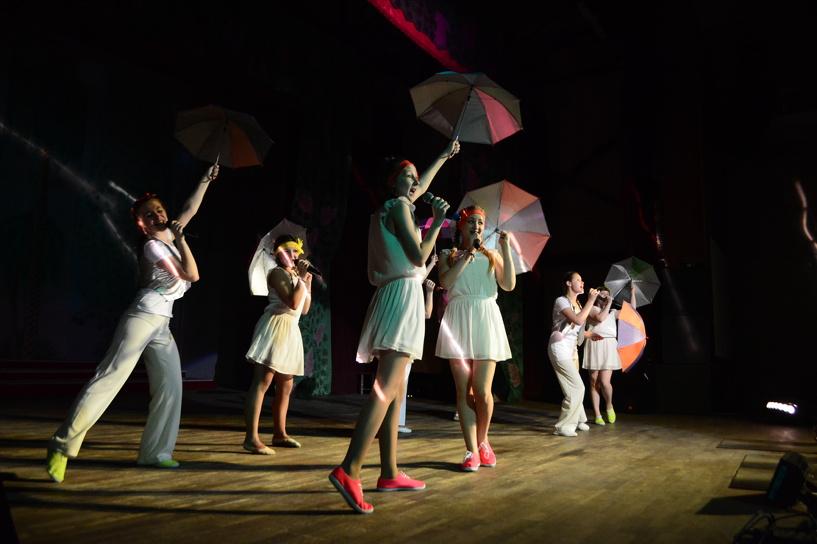 Тамбовская «Детская филармония» порадовала зрителей традиционным летним проектом