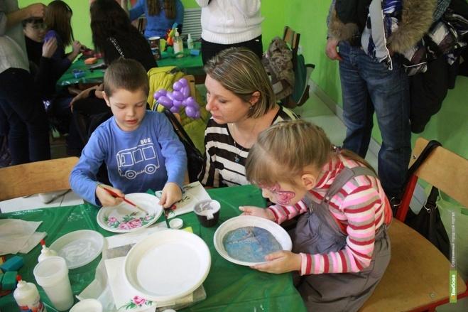Тамбовчане пожертвовали больным детям более 20 тысяч рублей