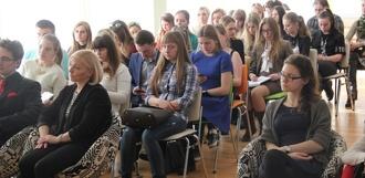 Студенты Тамбовского филиала РАНХиГС приняли участие в заседании Клуба молодого избирателя