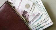 Средняя зарплата в области составила 20752,3 рубля