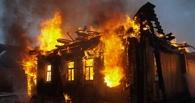 В Жердевке при пожаре в частном доме пострадал мужчина