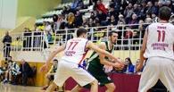 Тамбовские баскетболисты вышли в полуфинал Высшей лиги