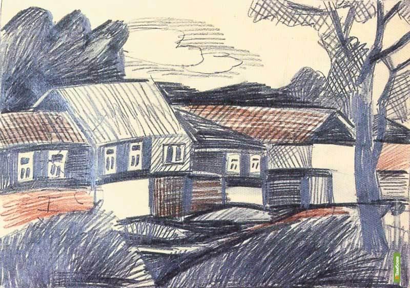 Тамбовский художник покажет летопись последних лет творчества