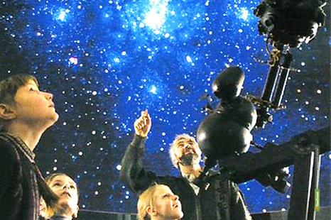 У тамбовчан появится возможность посетить столичный планетарий