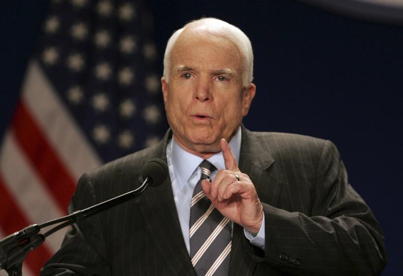 Сенатор Маккейн: до 2020 года США начнут поставлять газ в Европу