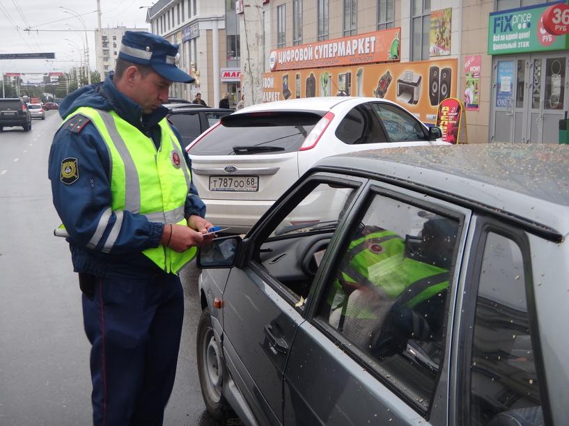 За праздничные дни автоинспекторы поймали 66 пьяных водителей