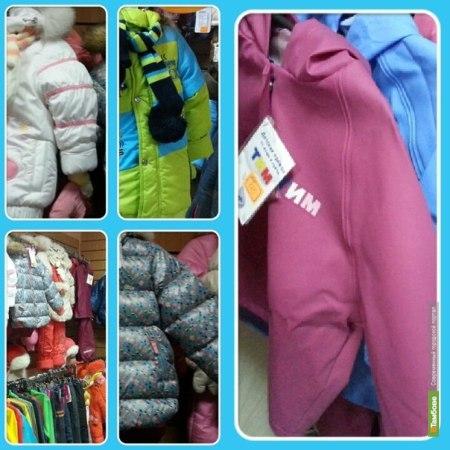 Новинки белорусских и российских брендов в отделе детской одежды