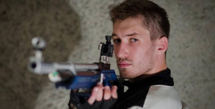 Тамбовчанин выиграл четыре медали на чемпионате России по пулевой стрельбе