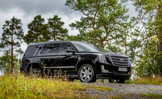 Большой черный: ищем место для нового Cadillac Escalade