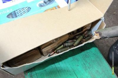 Тамбовчанин нашел в подвале жилого дома 3 противопехотных гранаты