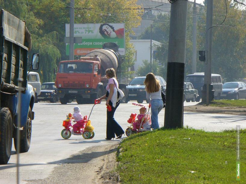 Автоинспекторы «отловят» водителей, нарушающих правила перевозки детей