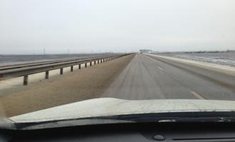 В минувшие сутки в ДТП на дорогах области обошлось без пострадавших