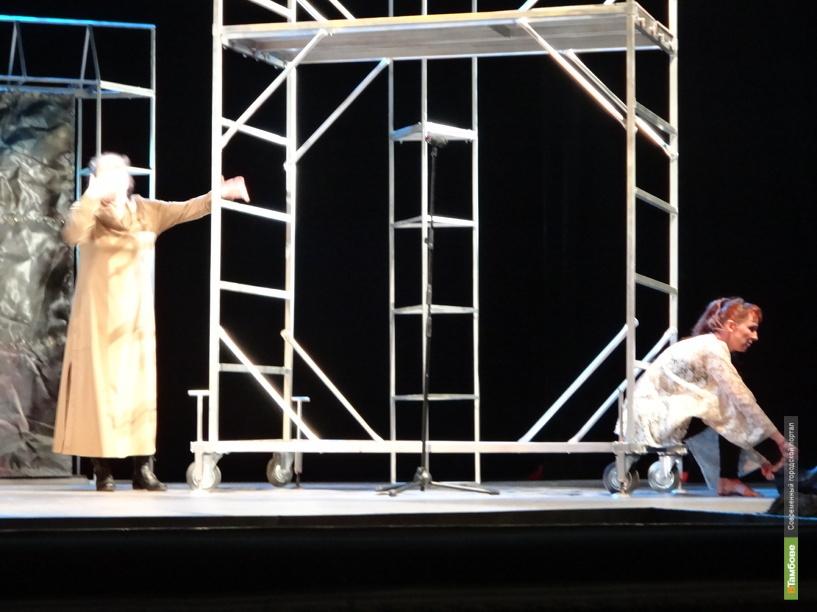 Имя лучшего актёра Тамбовщины назовут в Международный день театра