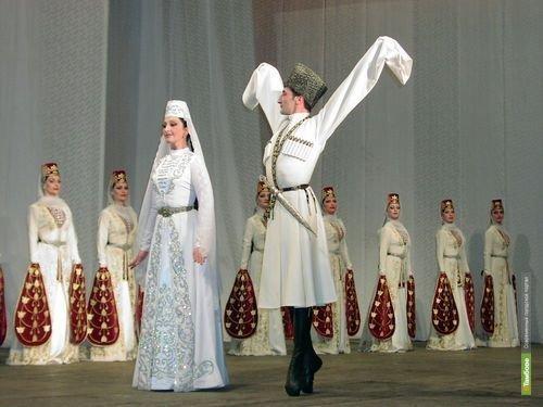 Горцы покажут тамбовчанам национальные танцы