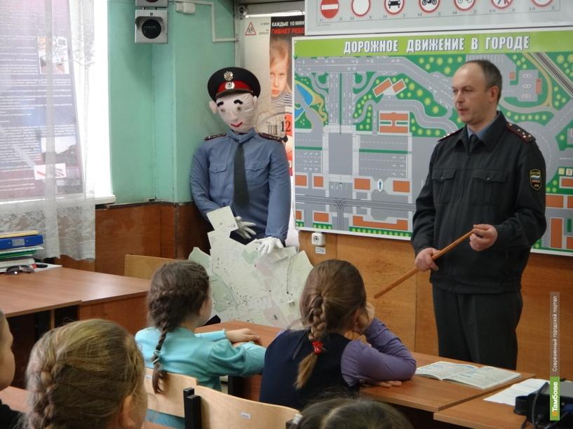 В Тамбове стартовала акция «Внимание – дети!»