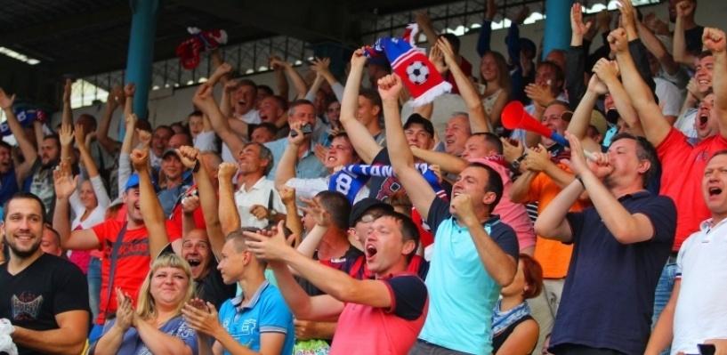 Стали известны даты домашних матчей ФК «Тамбов»