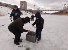 На Тамбовщине закрыли зимний рыболовный сезон