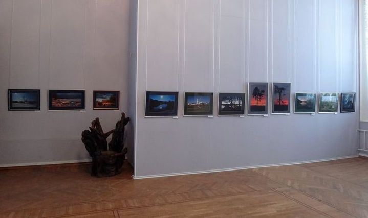 Новые фотоработы Сергея Рудакова выставят в «картинке»