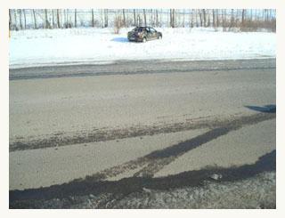 В Тамбовской области водитель уснул за рулем и улетел в кювет