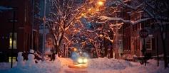 Выходные ВТамбове: Неужели зима?!