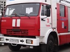 В Тамбове от огня пострадала иномарка