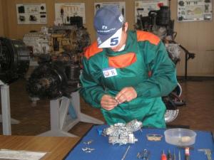 Тамбовские мастера показали свои навыки на профсоревнованиях