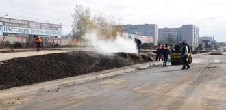 В 2017 году в северной части Тамбова заасфальтируют 11 новых дорог