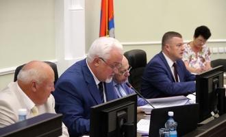 Сформированы списки кандидатов в Тамбовскую областную Думу