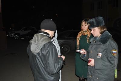В первый день операции «Каникулы» полицейские задержали четырех нарушителей