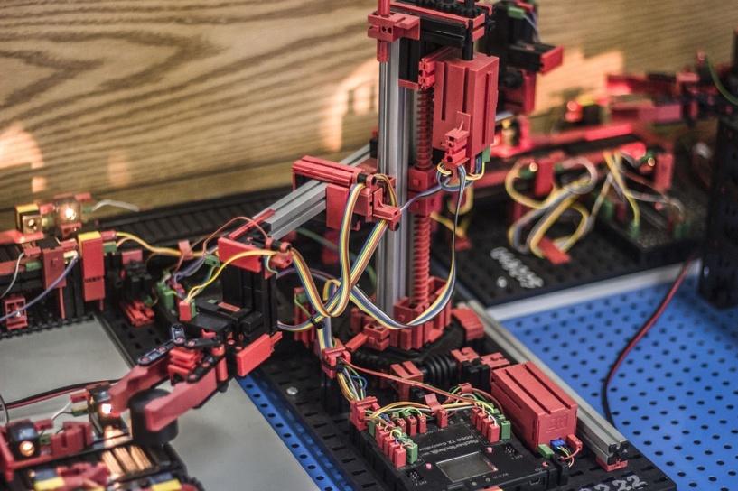 В Мичуринске прошла выставка сельскохозяйственных роботов