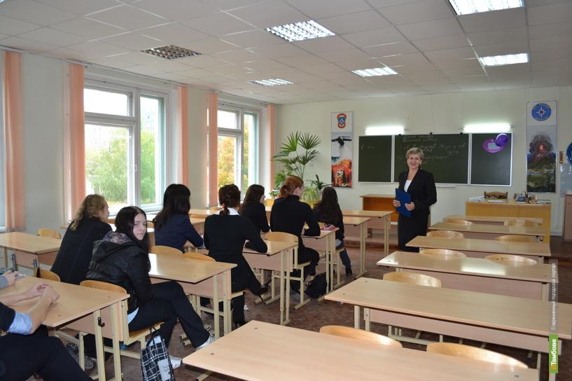 Лучшую школу Тамбовщины – 2012 назвали сегодня