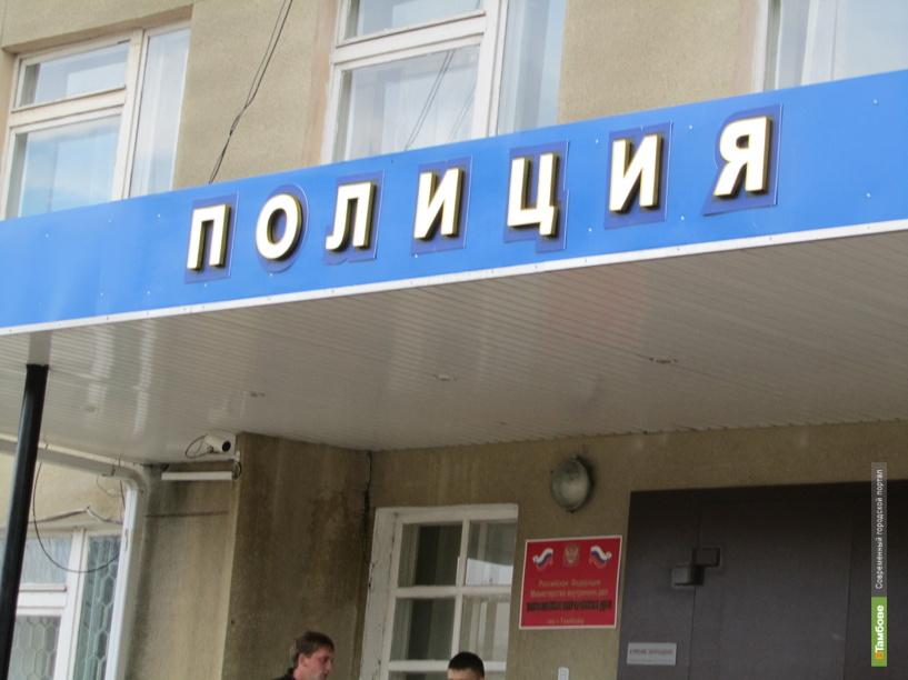 В отделе полиции Тамбова скончался без вести пропавший мужчина