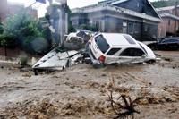 Наводнение в Южной Корее унесло десятки жизней