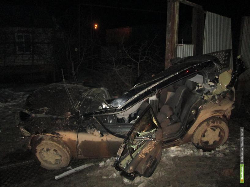 В Уварово в ДТП погибли два молодых парня