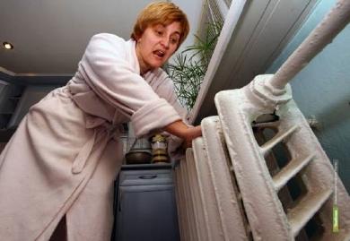 В квартирах тамбовчан холодно из-за воздушных пробок