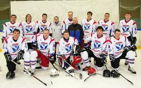 Хоккейные команды ТГТУ и ТГУ померяются силами на льду «Кристалла»