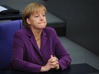 Ангела Меркель не смогла показать на карте Берлин