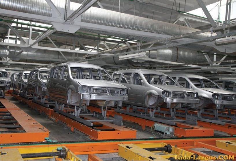Largus в огне: рабочие АвтоВАЗа объявили «итальянскую» забастовку