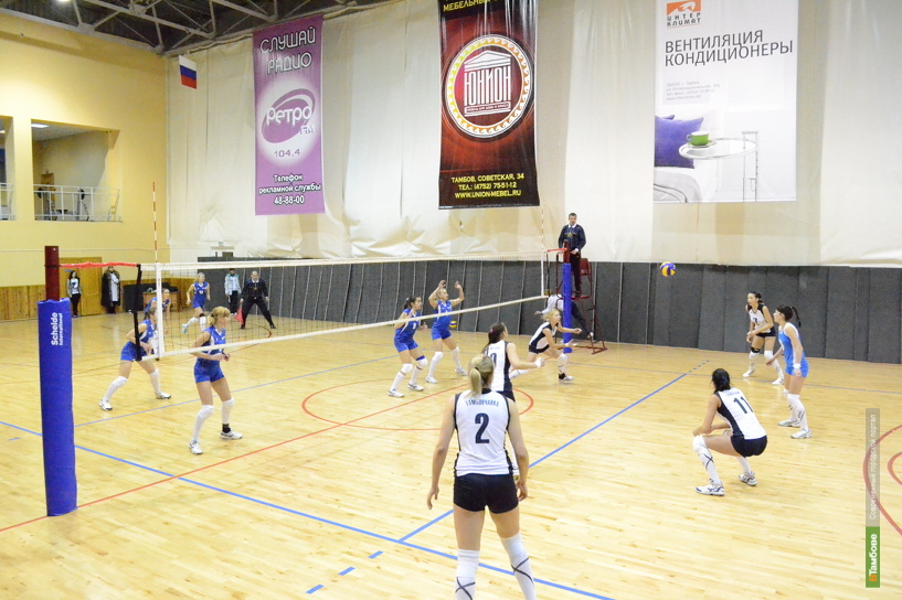 В Тамбове выберут лучшую студенческую волейбольную команду