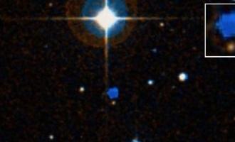 Ученые обнаружили в космосе межгалактическую базу инопланетян