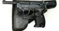 Тамбовчанин добровольно сдал оружие, доставшееся ему по наследству