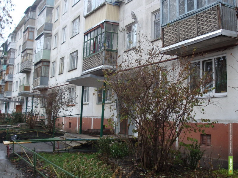 На Тамбовщине ведут капремонт 68 многоквартирных домов